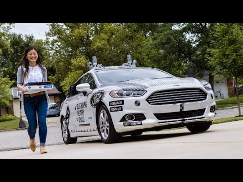 Domino's tests self-driving cars