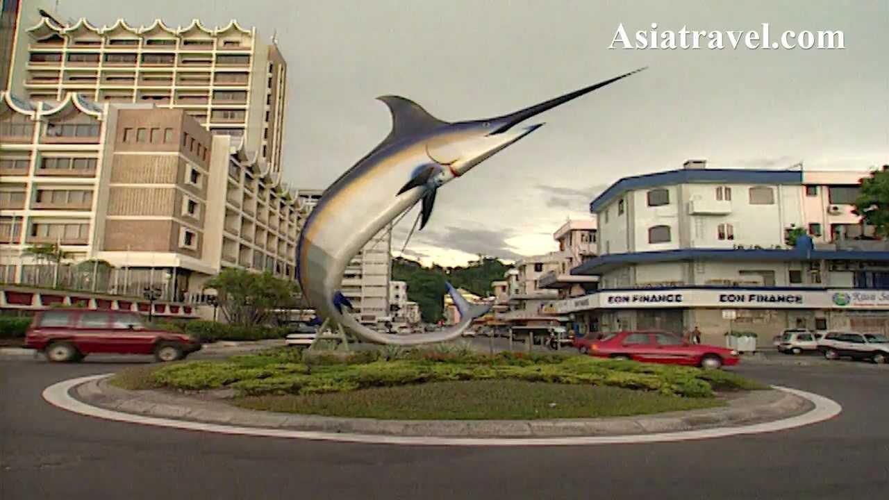 About Kota Kinabalu Sabah Malaysia By Asiatravelcom Youtube