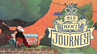 Обзор Old Man's Journey | Старик и терраформинг | Первый взгляд