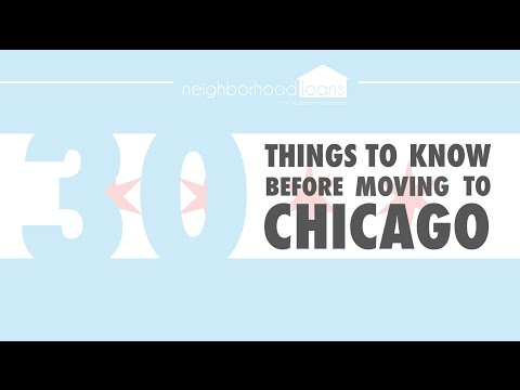 30 Things You Must Know Before Moving to Chicago IL