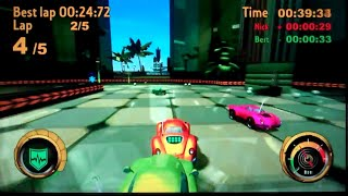 First Impressions - Things on Wheels Xbox Live Arcade