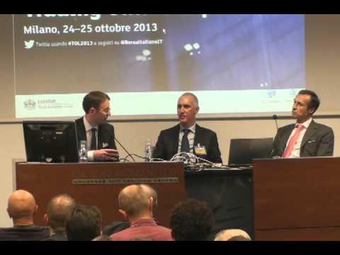 Presentazione dell'Annuario al TOL Expo - Milano, 24ott2013