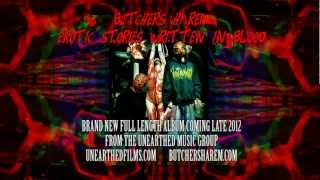 BUTCHERS HAREM - EROTIC STORIES WRITTEN IN BLOOD - TEASER HD(BUTCHERS HAREM EROTIC STORIES WRITTEN IN BLOOD NEW FULL LENGTH ALBUM OUT LATE 2012 . 1-BRUTAL MASTERS 2-LYRICAL ONSLAUGHT ..., 2012-07-04T02:02:35.000Z)