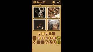 4 Pics Puzzle Guess 1 Word 10 Package Answers Bitmango screenshot 5