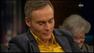 Johann König in der NDR Talkshow 2010 – 2