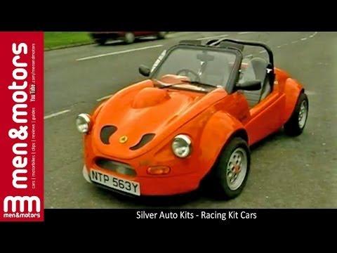Silver Auto Kits - Racing Kit Cars