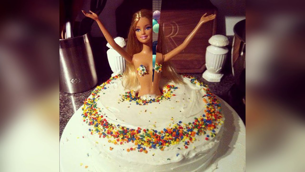 Funny Birthday Cake Ideas Pictures Youtube