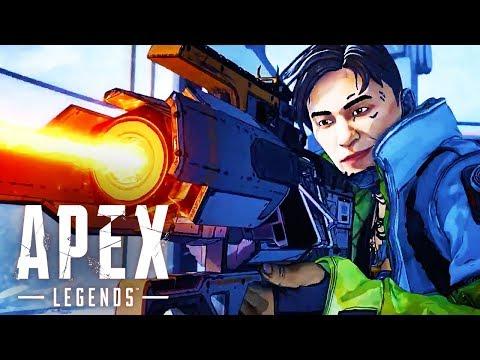 "Apex Legends: Season 3 –  Cinematic Launch Trailer  ""Meltdown"""