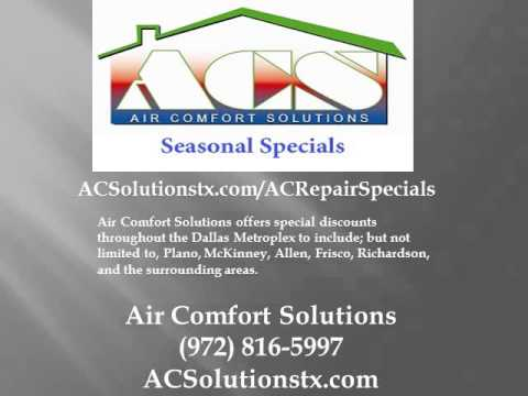 ACS - Heating & Air Conditioning Repair