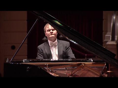 Beethoven - Sonata Op. 81a 'Les Adieux', Misha Fomin The Concertgebouw, Main Hall Amsterdam