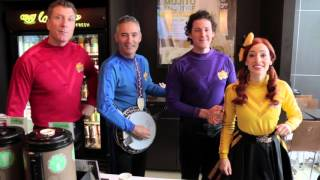 The Wiggles at the Coffee Shop