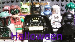 Lego Batman Halloween Special!