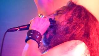 "Death Angel - ""The Moth"" - Live 12-17-2016 - Slim's Nightclub - San Francisco, CA"