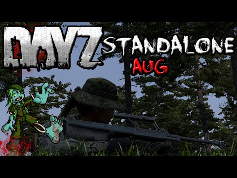DayZ Standalone - AUG Verfolgung ~ German/Deutsch Let's Play/Gameplay