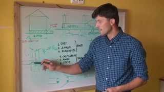 видео Как выбрать оптимальную высоту потолка в доме