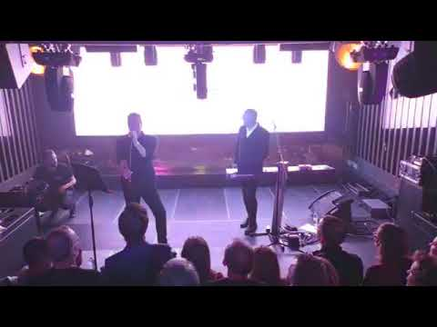 Orchestral Manoeuvres in the Dark - The Punishment of Luxury Launch Party