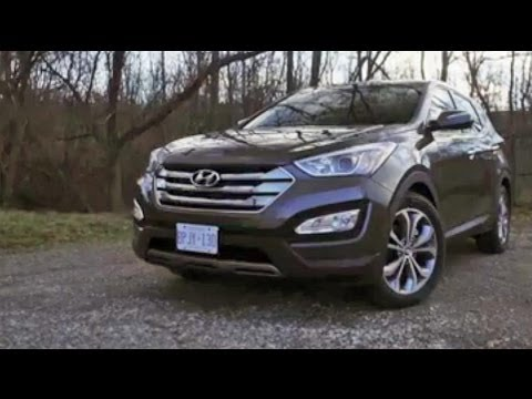 2013 Hyundai Santa Fe: 4 Guys In A Car review