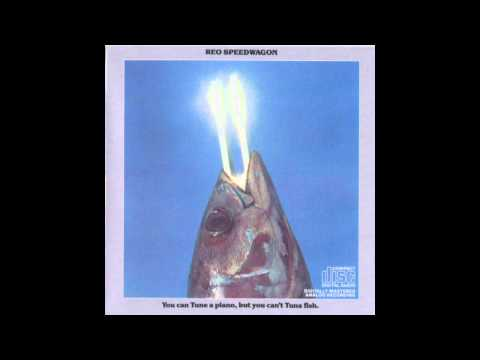 Reo Speedwagon - The Unidentified Flying Tuna Trot