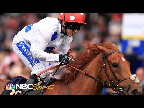 Hayley Turner makes Royal Ascot history in Sandringham Stakes | NBC Sports