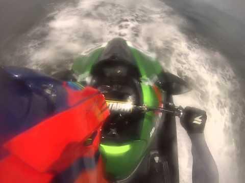 1 of 2 AquaX  #74 Go Pro Jet ski Racing Tampa Davis Island