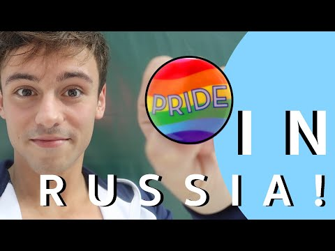 Diving With Pride In RUSSIA | WORLD SERIES CHAMPIONS | Tom Daley