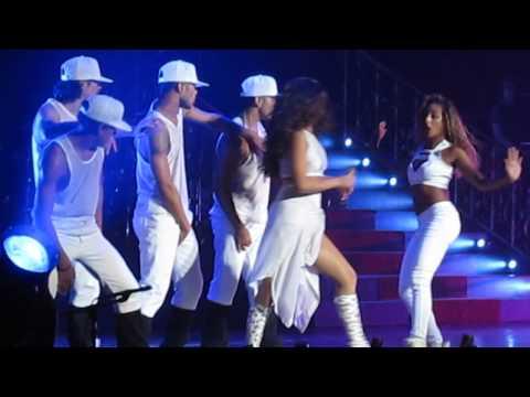 Selena Gomez - Walk Like a Champion/B.E.A.T./Work - Live in Kansas City, MO 2013
