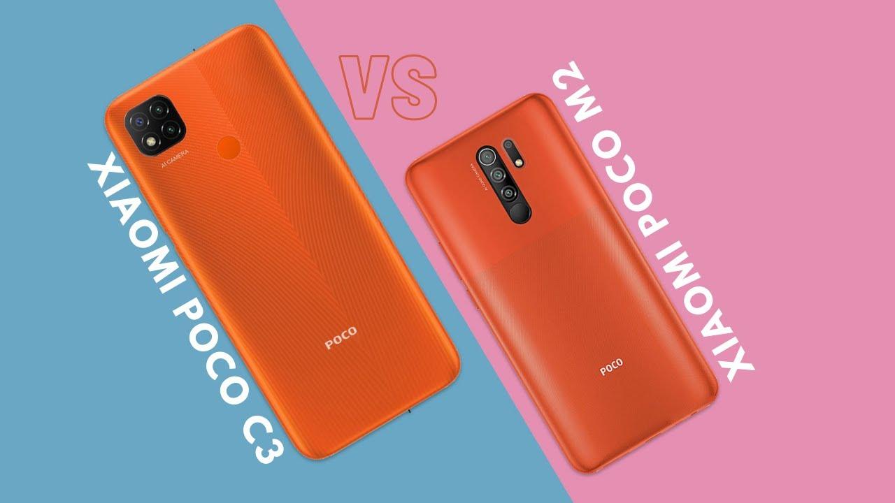 Xiaomi Poco C3 vs Xiaomi Poco M2 - Which is Best ? - YouTube