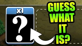 Clash Of Clans | YOU CAN'T GUESS THIS TROOP!?! | OFFICIALLY THE NEW BEST TROOP 2016?