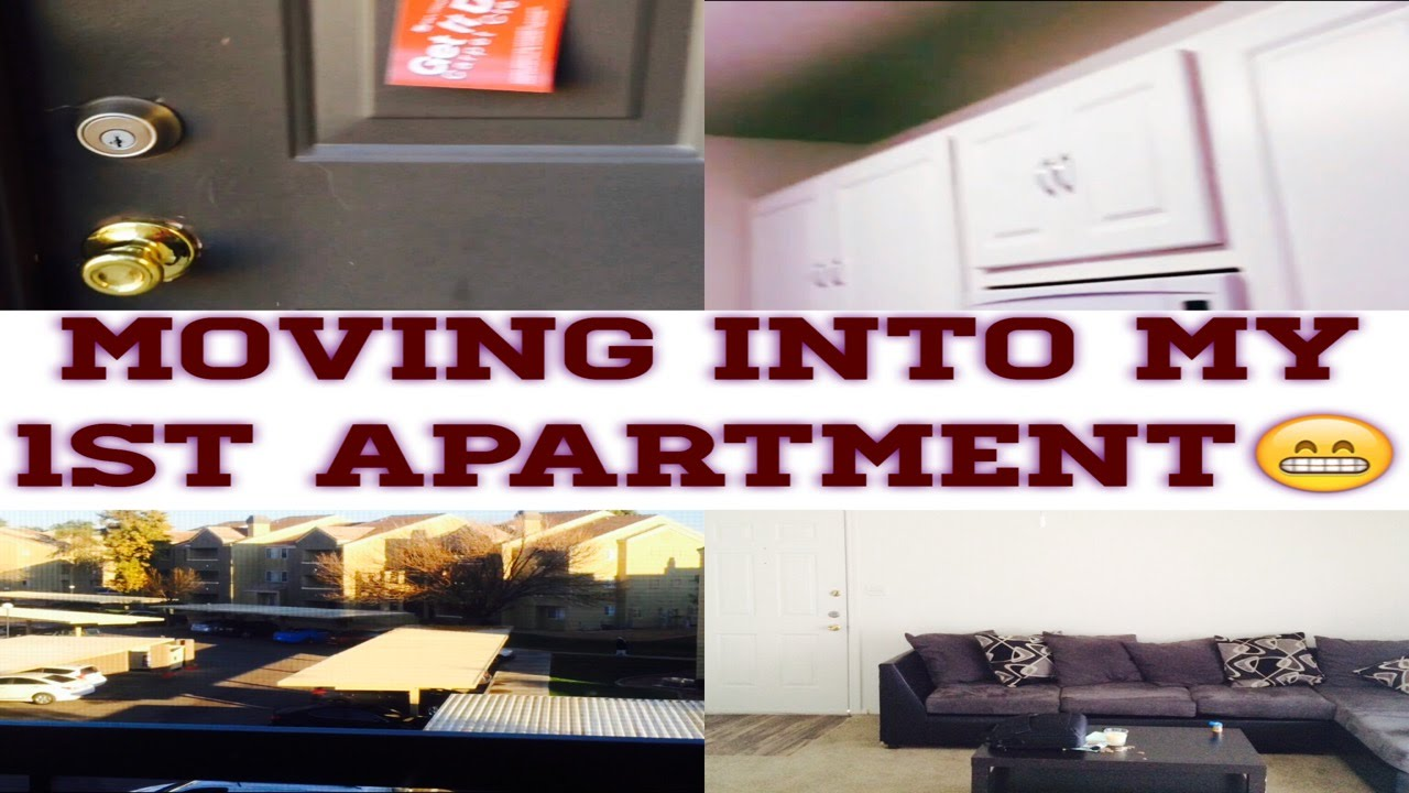 moving into my 1st apartment vlog 1 braxtonpitre youtube. Black Bedroom Furniture Sets. Home Design Ideas