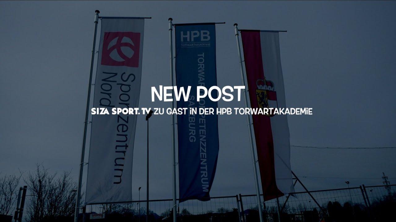 SizaSport.TV  zu Gast in der HPB Torwartakademie