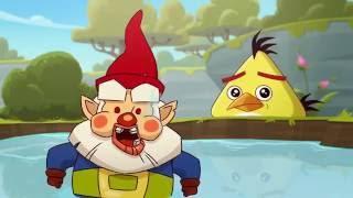 Злые птички Angry Birds Toons 1 сезон 47 серия О, гном! все серии подряд