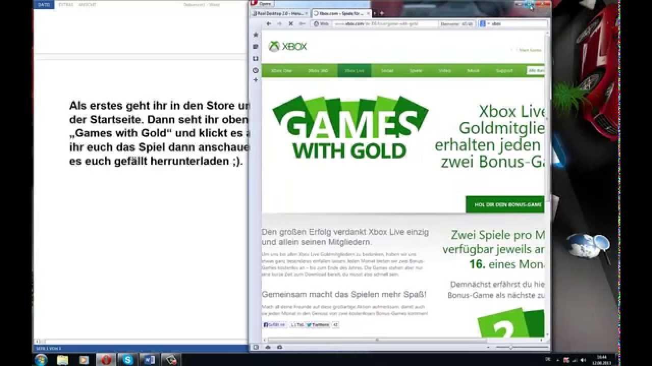 Xbox 360 Spiele Gratis