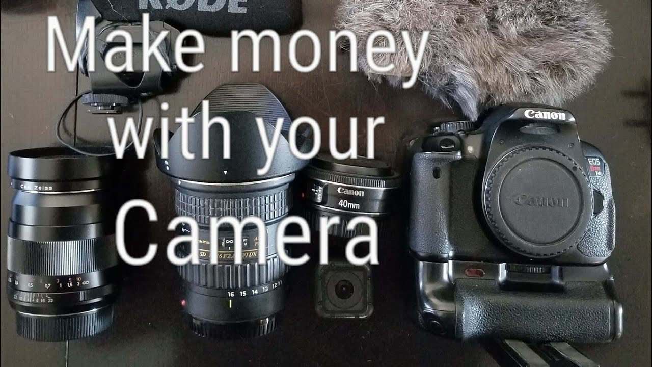 How to Make Money With Your Camera How to Make Money With Your Camera new picture