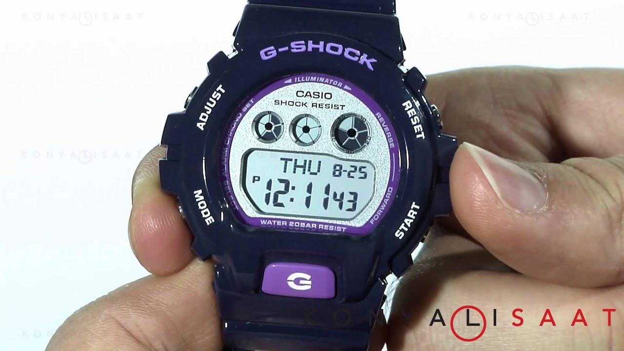 Casio G Shock Gmd S Cc 2d Erkek Kol Saati