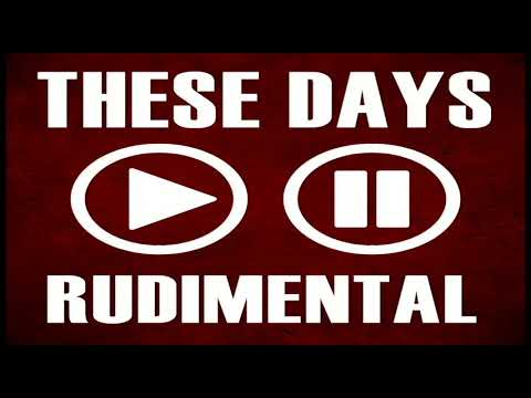 These Days Ringtone - Rudimental feat. Jess Glynne, Macklemore & Dan Caplen