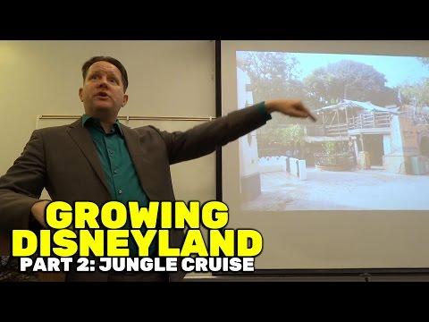 """Growing Disneyland"" (PART 2) - Jungle Cruise, with Dr. David John Marley"