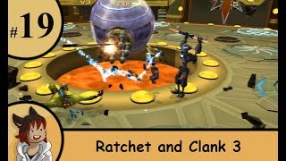 Ratchet and Clank 3 part 19 - Now with ninjas