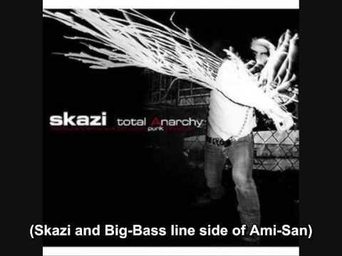 Skazi - Hit and Run (Lyrics)