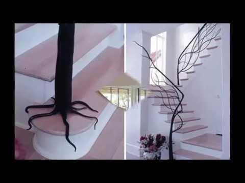Креативные лестницы в доме. Фото