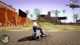 GTA SAN ANDREAS REMASTERED - PC GAMEPLAY VERSION