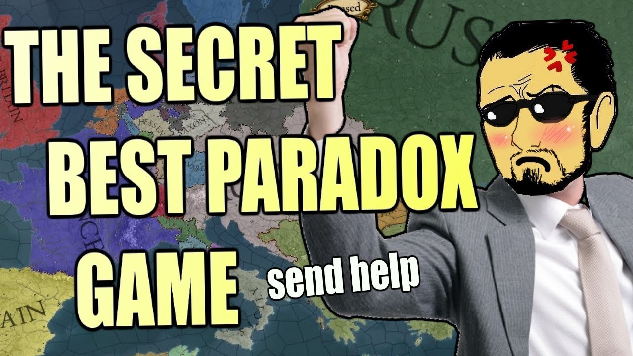 THE SECRET BEST PARADOX GAME - March Of The Eagles - YouTube