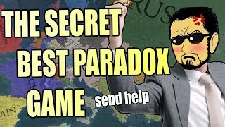 THE SECRET BEST PARADOX GAME - March Of The Eagles