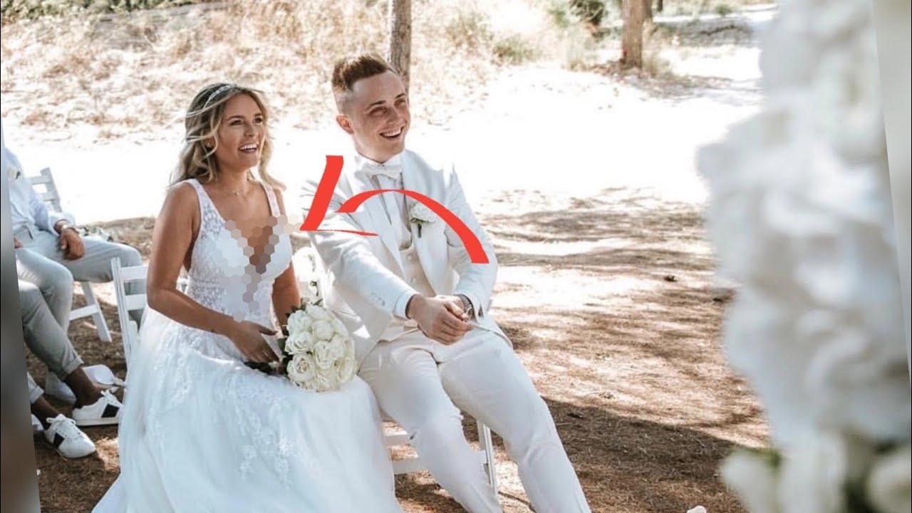 Dagi Bees Hochzeit: So sexy war ihr Brautkleid!!