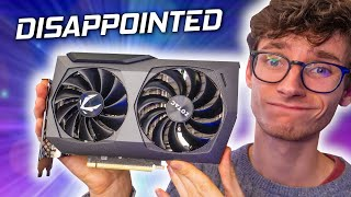 Mission FAILED Zotac RTX 3070 Twin Edge Review 4K Gameplay Benchmarks amp Overclocking