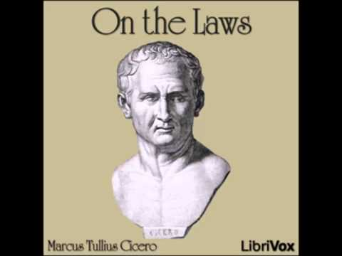 On the Laws by CICERO (FULL Audiobook)