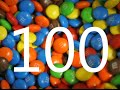 Big Numbers Song Learn To Count From 1-100 With Yummy Candies video