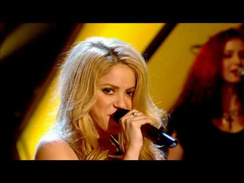 Shakira - She Wolf (Later Live...With Jools Holland)