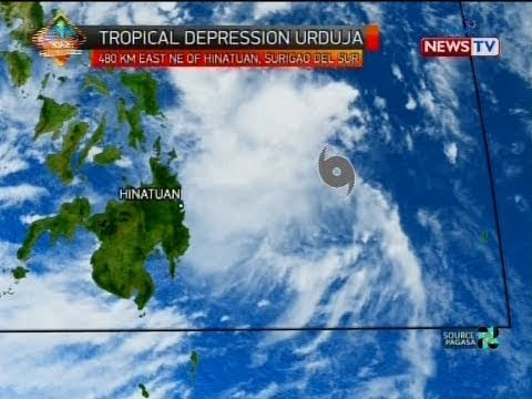 QRT: Weather update as of 5:58 p.m. (December 12, 2017)
