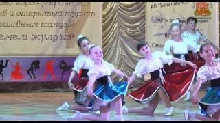 танец полька 15,05,2016 Уральск первое место