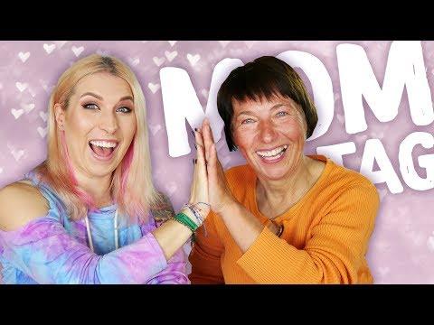 MOM TAG, czyli poznaj moją mamę! 👩❤️👩 Q&A | Agnieszka Grzelak Vlog